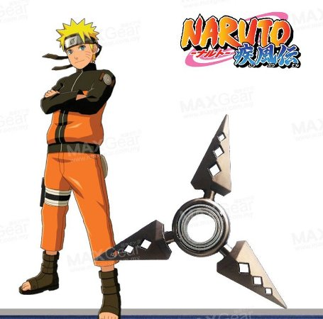 Naruto Shuriken Hand Fidget Spinner