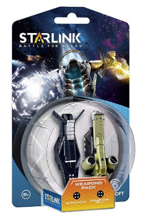 Starlink Battle For Atlas Weapons Pack Shockwave + Gauss