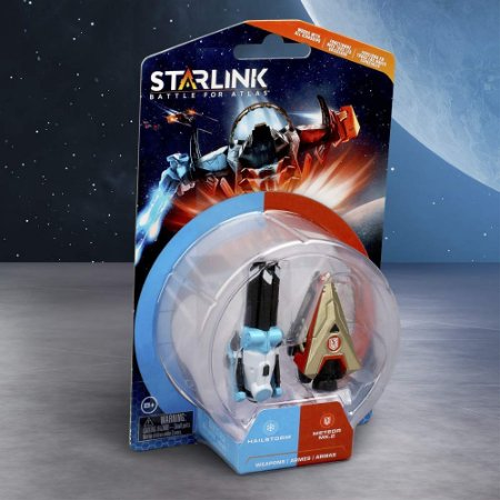Starlink Battle For Atlas Weapons Pack HailStorm + Meteor