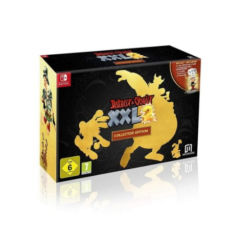 Asterix & Obelix XXL2 Collectors Edition - Switch