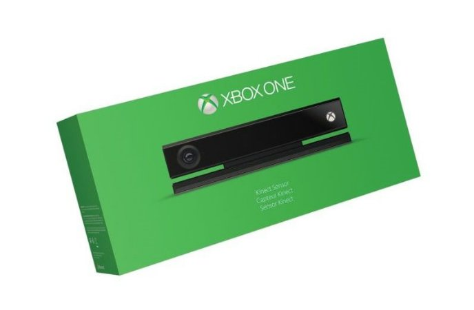 Kinect Sensor Para Xbox One - Microsoft