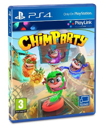 Chimparty Playlink - PS4