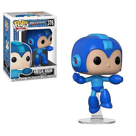 Funko Pop Megaman 376 Jumping Mega Man