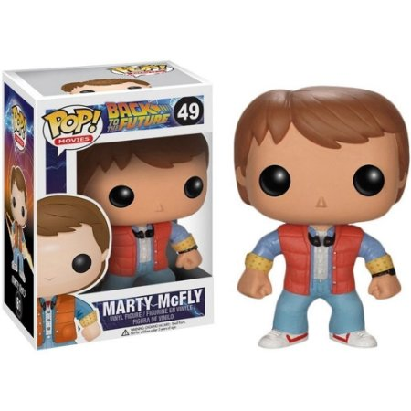 Funko Pop Back to The Future 49 Marty McFly