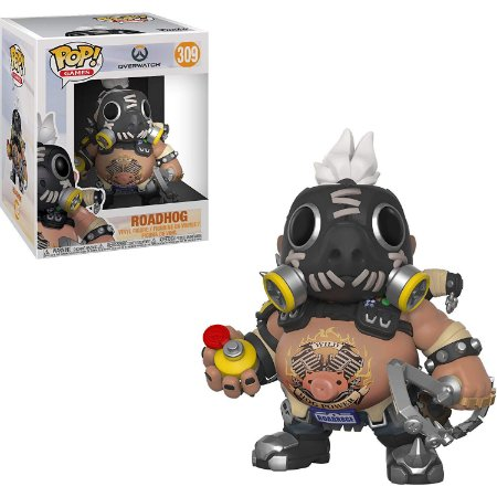 Funko Pop Overwatch 309 Roadhog