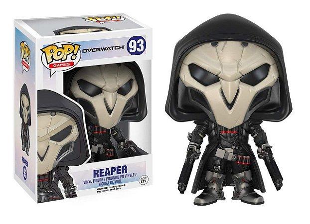 Funko Pop Overwatch 93 Reaper