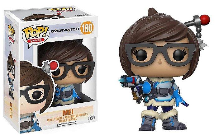 Funko Pop Overwatch 180 Mei