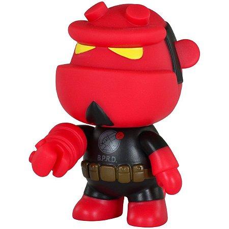 Figura Mini Qee Figure Hellboy BPRD - Dark Horse