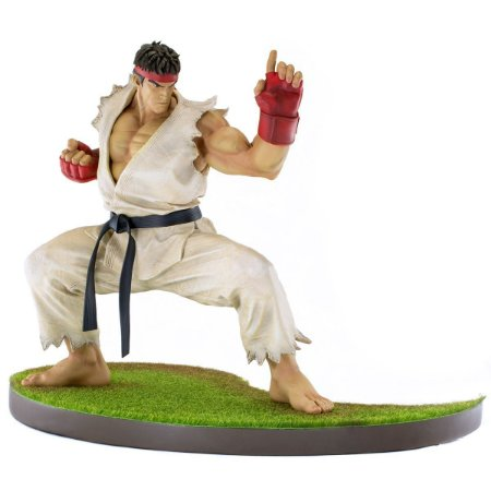 Figura Street Fighter Ryu - Tsume Arts