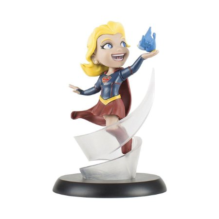 Dc Comics Supergirl Q-Fig Diorama QMx