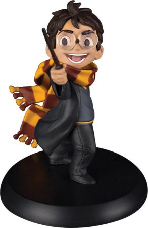 Harry Potter First SpelL Q-Fig Diorama QMx