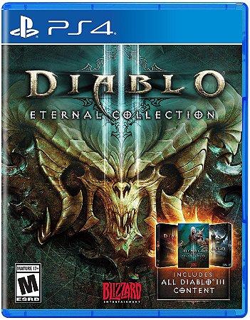 Diablo III 3 Eternal Collection - PS4