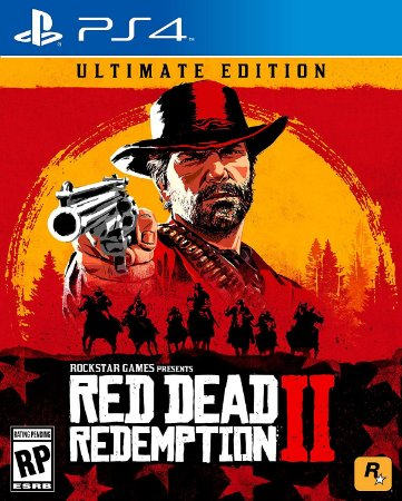 Red Dead Redemption 2 Ultimate Edition - PS4