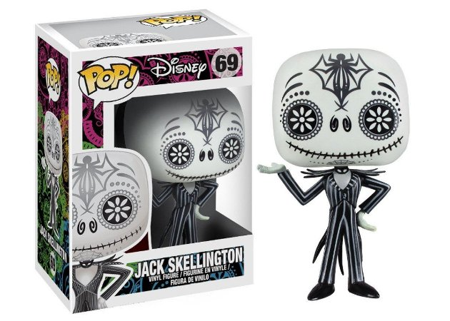 Funko Pop Disney 69 Jack Skellington