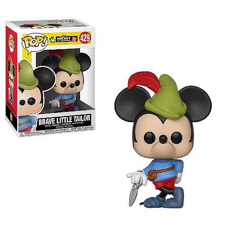 Funko Pop Disney Mickey's 90Th 429 Brave Little Tailor
