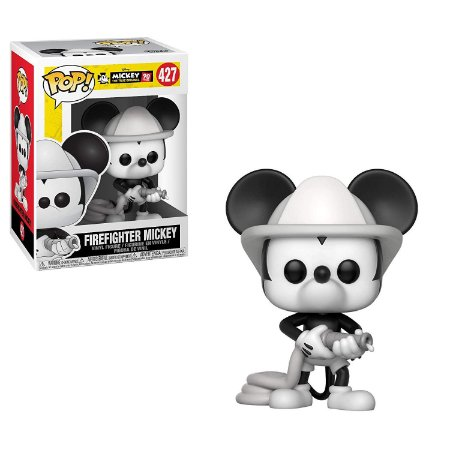 Funko Pop Disney Mickey's 90th 427 Firefighter Mickey