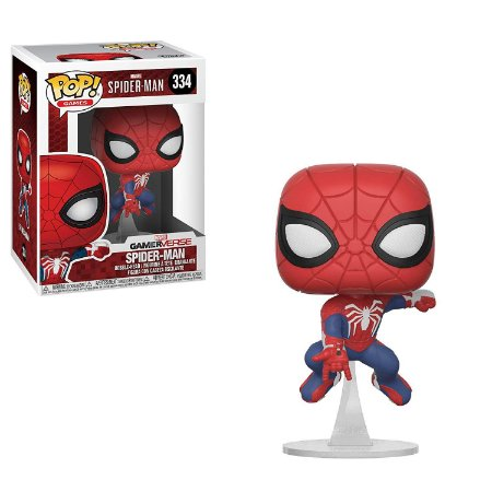 Funko Pop Marvel Spider-Man 334 Spider-Man
