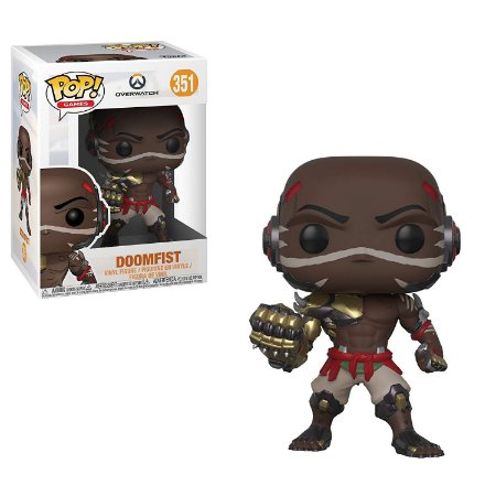 Funko Pop Overwatch 351 Doomfist