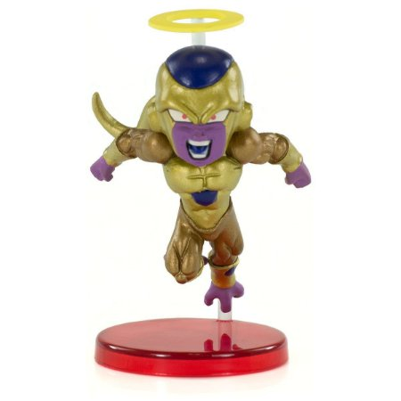 Dragon Ball Super Wcf Figure Gold Freeza Bandai
