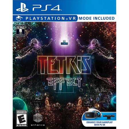 Tetris Effect c/ VR Mode - PS4