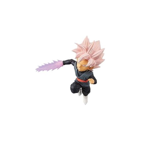 Dragon Ball Super Figure Wcf Goku Black Rose Bandai