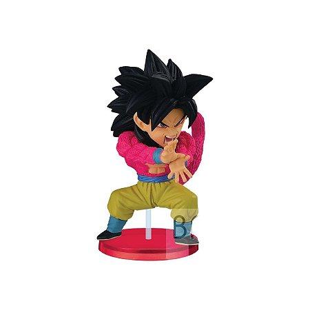 Dragon Ball Wcf Kamehameha Figure Goku Sayajin 4 Bandai