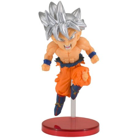 Dragon Ball Wcf Goku Ultra Instinto Superior Bandai