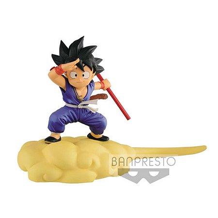 Dragon Ball Goku Nuvem Voadora Azul Bandai