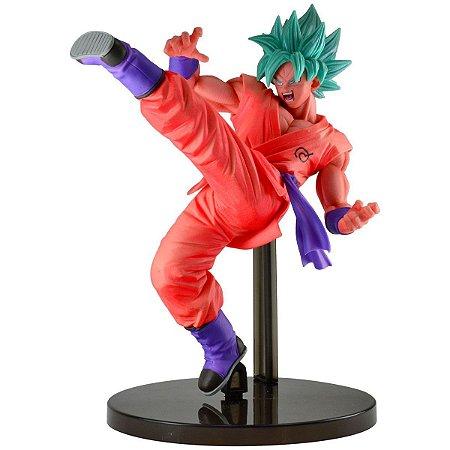 Dragon Ball Super Fes Figure Goku God Blue New Color Bandai