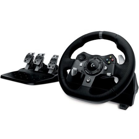 Volante Logitech G920 Driving Force - Xbox One e PC