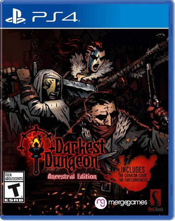 Darkest Dungeon Ancestral Edition - PS4