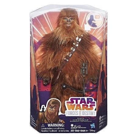 Star Wars Forces of Destiny Chewbacca Vociferante
