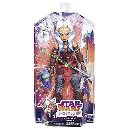 Star Wars Forces of Destiny Ahsoka Tano