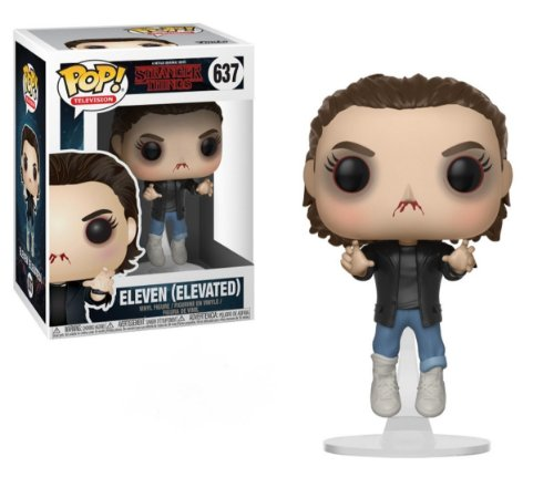 Funko Pop Stranger Things 637 Eleven Elevated