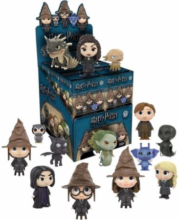 Funko Mystery Mini Harry Potter - 1 Boneco Misterioso
