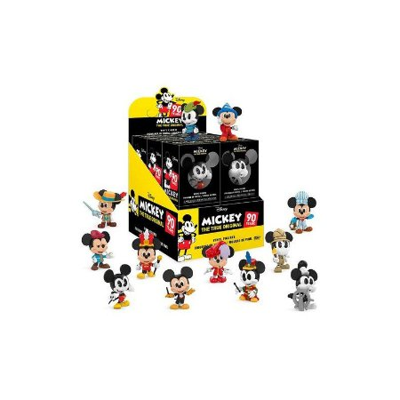Funko Mystery Mini Disney Mickey 90Th - 1 Boneco Misterioso