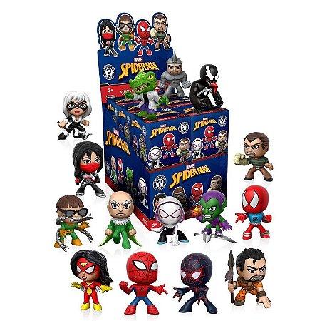 Funko Mystery Mini Spider-Man Classic - 1 Boneco Misterioso