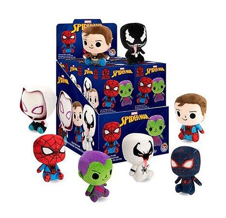Funko Mystery Mini Spider-Man - 1 Boneco Misterioso