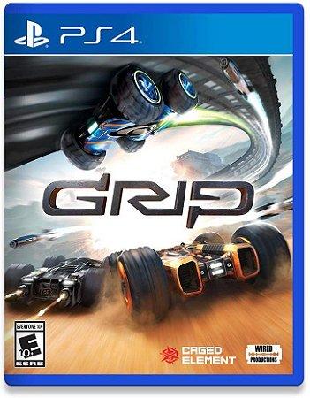 GRIP Combat Racing - PS4
