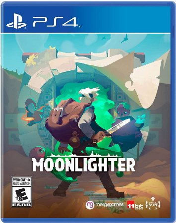 Moonlighter - PS4