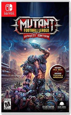 Mutant Football League Dynasty Edition - Switch