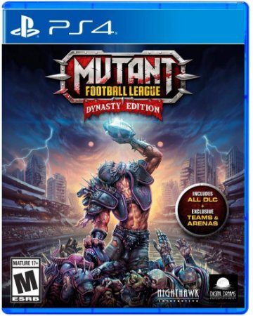 Mutant Football League Dynasty Edition - PS4