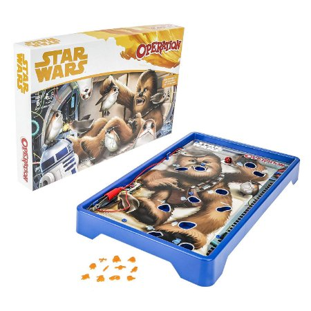 Operation Game Star Wars Chewbacca Edition