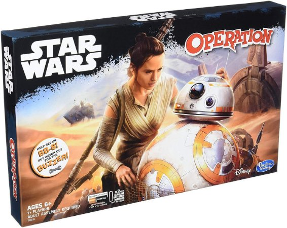 Operation Game Star Wars BB-8 Edition