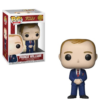 Funko Pop Royal Family 04 Prince William