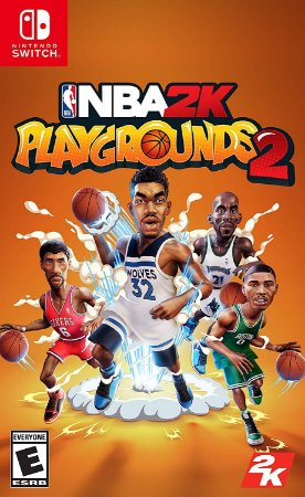 Nba 2K Playgrounds 2 - Switch