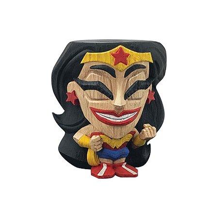 Action Figure Teekeez Dc Comics Wonder Woman - Cryptozoic