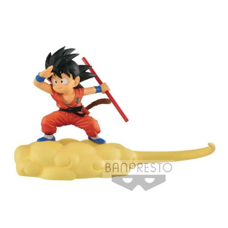 Dragon Ball Kid Goku Nuvem Voadora Bandai