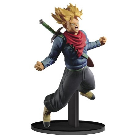 Dragon Ball World Figure Colosseum Trunks Bandai