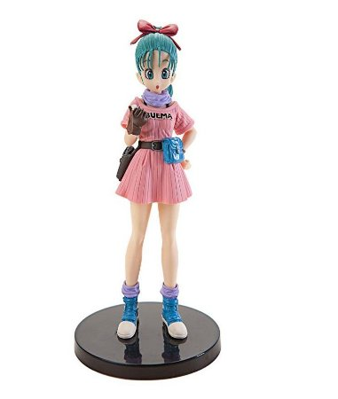 Dragon Ball Z Sculture Big Budoukai 7 Vol.5 Figure Collection Bulma Bandai